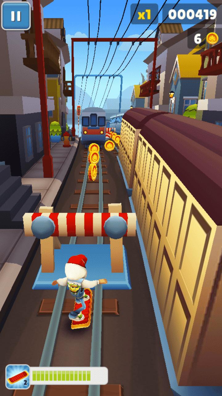 صورة لعبة subway
