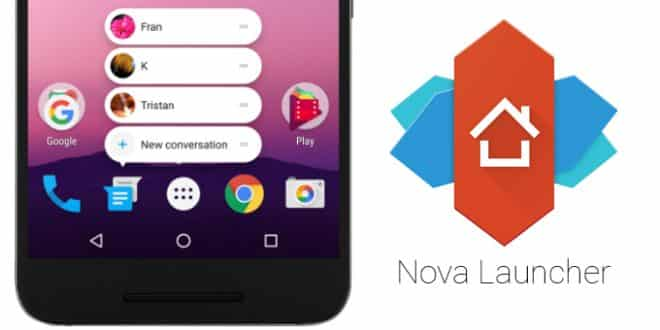 تحميل تطبيق Nova Launcher نوفا لانشر - رابط مباشر مجاناً