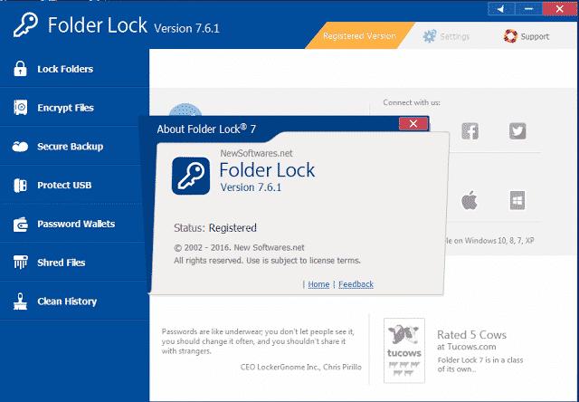 تحميل برنامج قفل التطبيقات للكمبيوتر مجانا