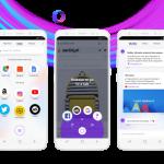 تحميل متصفح أوبرا 2018 Opera Touch الأسرع والأفضل لشاشات اللمس