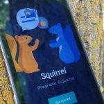 تحميل تطبيق السنجاب Squirrel بديل ياهو ماسنجر لهواتف آيفون و أندرويد