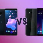 أيهما يستحق الشراء HTC U12+ أم HTC U11+ ؟