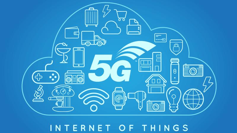 إنترنت الأشياء والحاجة إلى شبكات الجيل الخامس