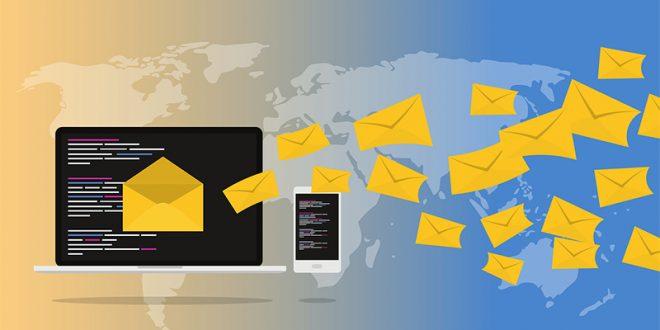 دفع Push , رسائل البريد الإلكتروني, Fetch