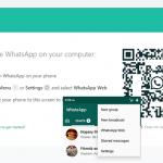 أحدث أسرار وحيل واتساب ويب WhatsApp Web