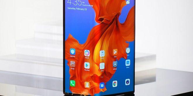 ميت اكس Huawei Mate X