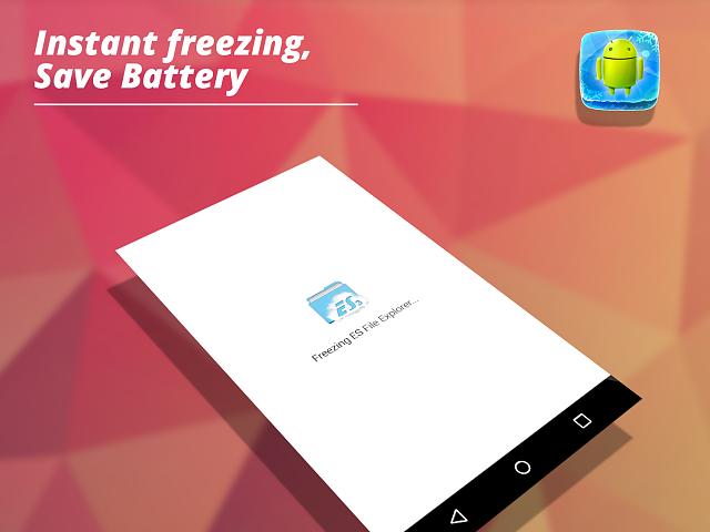 تطبيق App Freezer No Root ، تسريع هواتف أندرويد بدون روت