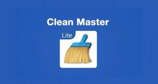 تطبيق Clean Master Lite , تنظيف الجوال من الفيروسات