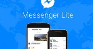 ماسنجر لايت ، Messenger Lite