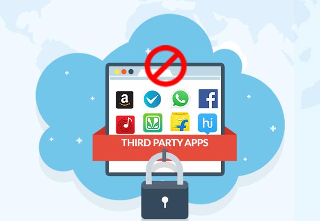 تطبيقات الطرف الثالث Third-Party Apps Third-Party-Apps-1.p