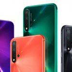 هواوي تكشف عن سلسلة هواتف Nova 5 الجديدة