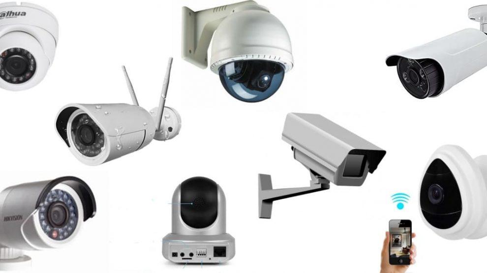 كاميرات المراقبة الذكية التي يمكن التحكم بها من خلا ل تطبيقات للهاتف الذكي  أ, تطبيق خاص بالكاميرا.